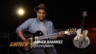 Johnnyswim Goes Electric with Gretsch Players Edition Falcon