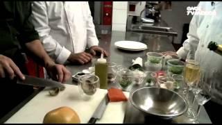 En materia de pescado - Tortas La Castellana, Mercado de la Nueva Viga y Restaurante Jaso