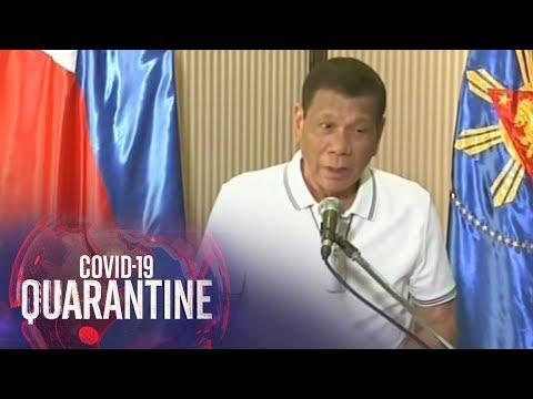 [ABS-CBN]  Pahayag na 'shoot them dead' ni Duterte sa gitna ng COVID-19 crisis binatikos | TV Patrol
