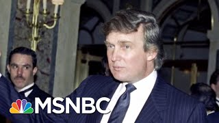 Humiliating: Leaked Tapes Catch Trump Posing As Own Spokesperson | The Beat With Ari Melber | MSNBC