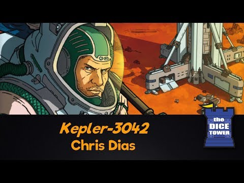Kepler 3042, by Chris Dias