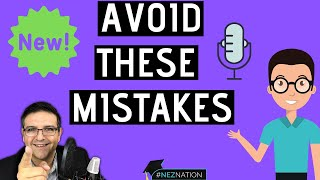 How To Become A Great Talk Show Host: 3 Essential Mistakes To Avoid