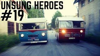 UNSUNG HEROES - #19 - The SAAB 92H/95HK