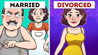 Leaving my husband was the best decision of my life | Animated story