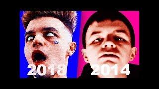 ЭЛДЖЕЙ - Как Менялись Хиты (2014-2017)