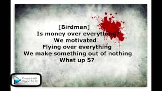Young Money We Alright (ft. Euro, Birdman & Lil Wayne)