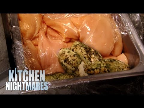 Ramsay Shuts Down Restaurant After Finding RAW Chicken Next to Cooked Chicken! | Kitchen Nightmares