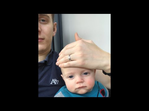 לאבא הזה יש שיטת הרדמה גאונית לילד – חובה לנסות!