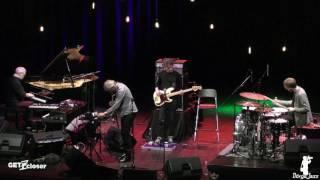 """Erik Truffaz Quartet  """"MOM"""" GetCloser feszt Budapest 2017. 03. 26."""