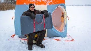 Пол для зимней палатки нельма