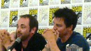 Mark Sheppard - Comic-con 2011