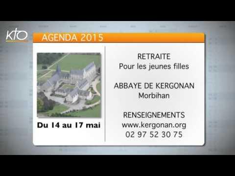 Agenda du 20 avril 2015