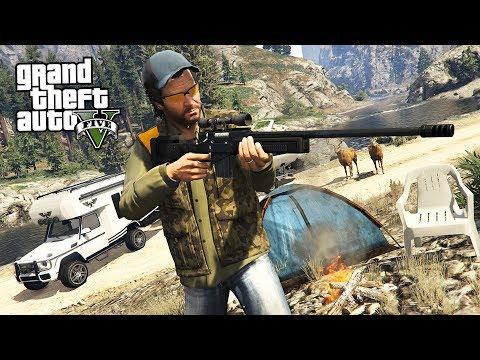 Grand Theft Auto V Walkthrough - GTA 5 Mods - MAGNETO MOD w