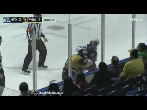 Matt Beleskey vs Will O'Neill