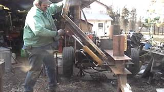 Log Lift Test Run #1.wmv