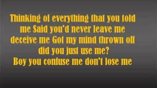 Destiny's Child - Where'd You Go Lyrics