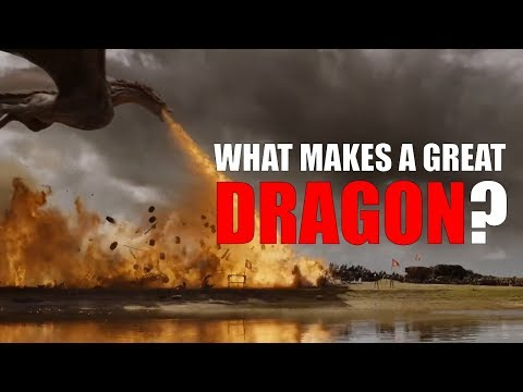 What Makes A Great Dragon?