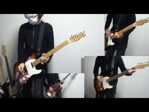 """Radiohead """"Electioneering"""" All guitar cover"""