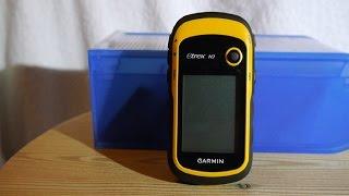 Gadget: Garmin eTrex 10 (GPS-Gerät)