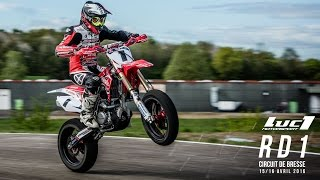 [LUC1] French Supermoto 2016 - Round 1 - Circuit De Bresse