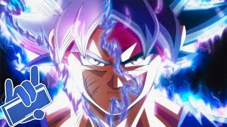 """Video thumbnail of """"Dragon Ball Super - Mastered Ultra Instinct 