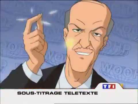 Totally spies 3x18 action- vérité en français