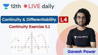 CBSE Class 12 | Continuity & Differentiability L4 | Maths | Unacademy Class 11 & 12 | Ganesh Sir - Download this Video in MP3, M4A, WEBM, MP4, 3GP