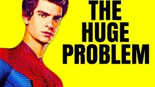 The Problem With Andrew Garfield's Spider-Man