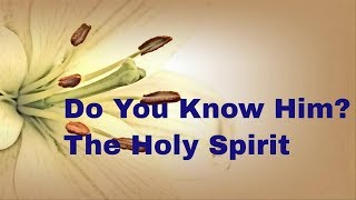 Christian Bible Scriptures For Strength | The Holy Spirit-Do You Know Him? I Write 4 Him