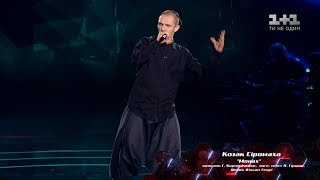 "Казак Сиромаха – ""Монах"" – нокауты – Голос страны 8 сезон"
