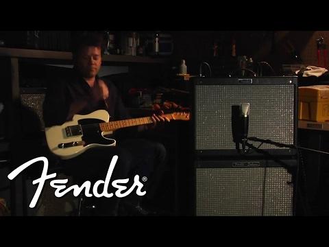 FENDER GB Hot Rod Deluxe 112 Enclosure Kytarový reprobox