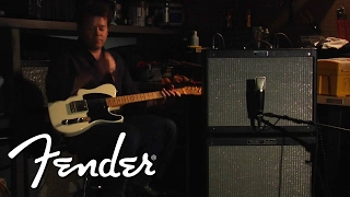 Fender Blues Junior Lacquered Tweed Video