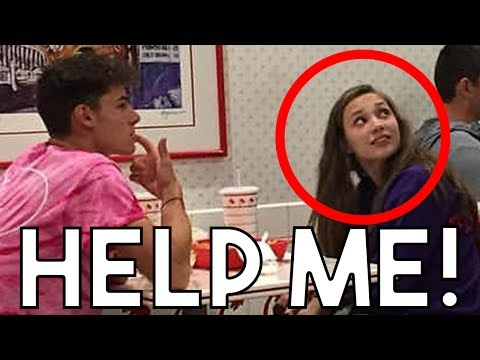 Maddie Ziegler TERRIFIED After Crazy Fan RUINS Her Date