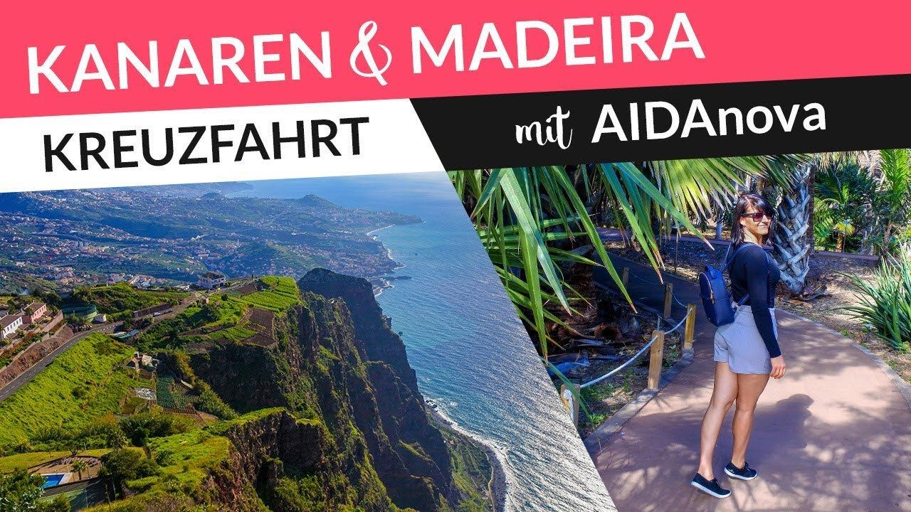 Kanaren & Madeira Kreuzfahrt