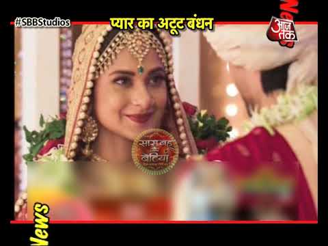 Bepannah: FINALLY! Aditya & Zoya Get MARRIED! (видео)