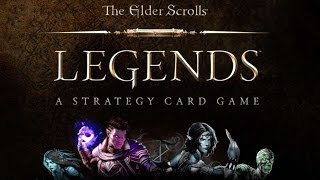 The Elder Scrolls: Legends - стрим