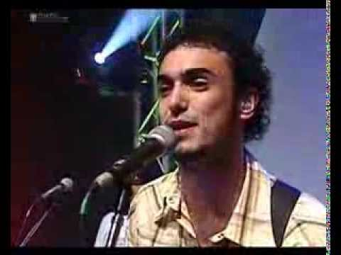 Abel Pintos video Anclada en mis sueños - Escenario Alternativo 2005