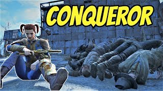 Fallout 4 Cut Content - COVENANT PEACEFUL SOLUTION - Convent