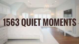 Benjamin Moore Quiet Moments Review | Cool Gray Paint Colors