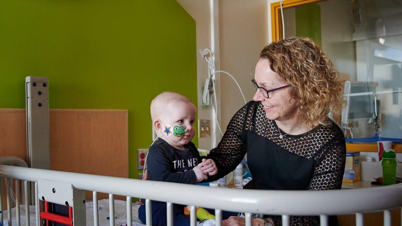 Dr. Donna Johnston, Président du comité d'organisation local de la Société internationale d'oncologie pédiatrique (SIOP) 2020