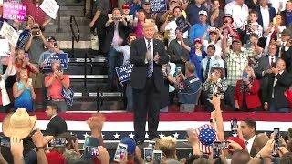 President Trump rally in Billings, Montana. Sep 6, 2018. Pres Trump speech in Montana today