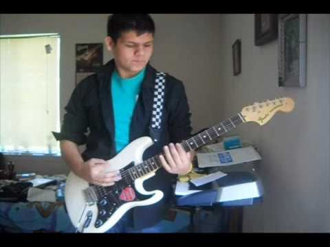 Enrique Iglesias-I Like It (Guitar Cover)
