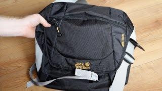 "Urban EDC Tasche - Jack Wolfskin ""Jungle Bag 15"""
