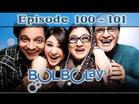Bulbulay Ep 100 - 101