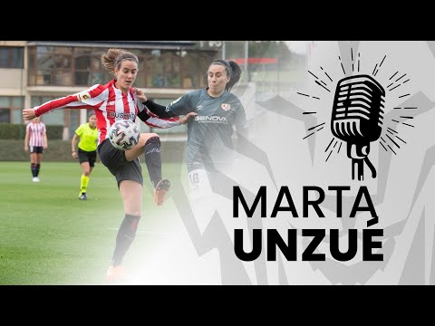 🎙️ Marta Unzué I post Athletic Club 0-0 Rayo Vallecano I J12 Primera Iberdrola