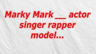 Marky Mark Actor Singer Rapper Model (CodyCross Crossword Answer)