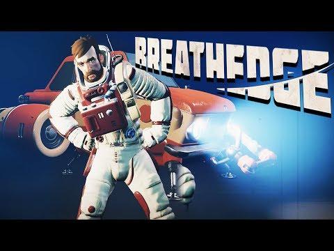 SPACENAUTICA?! – CRAZY NEW Space Survival Game! – Breathedge Gameplay