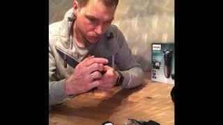 Produkttest Nass/Trocken Rasierer Philips Shaver 7000