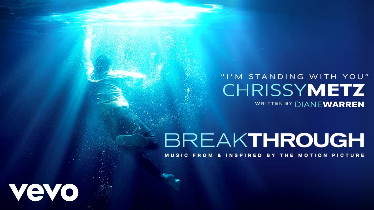"Breakthrough - ""I'm Standing With You"" - Chrissy Metz"