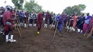 Masai morani wakinukisha shoo ya nguvu mbaka wakapandisha mori